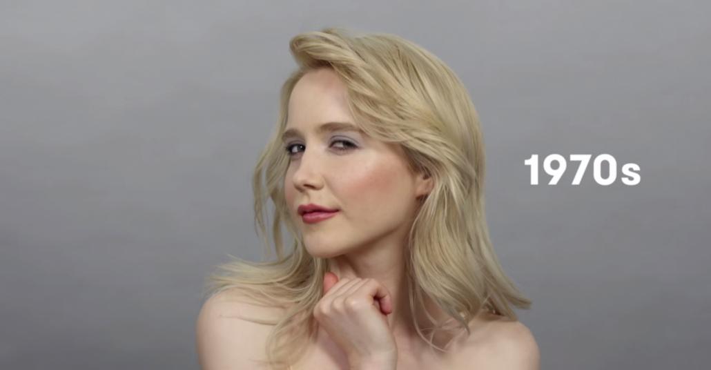 Rusya'daki Güzellik Anlayışının 100 Yıllık Değişimi