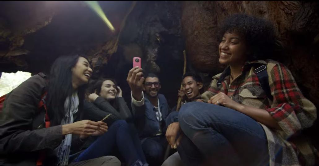 360 Derece Fotoğraf Çeken Minik Kamera [Cannes Lions 2015]
