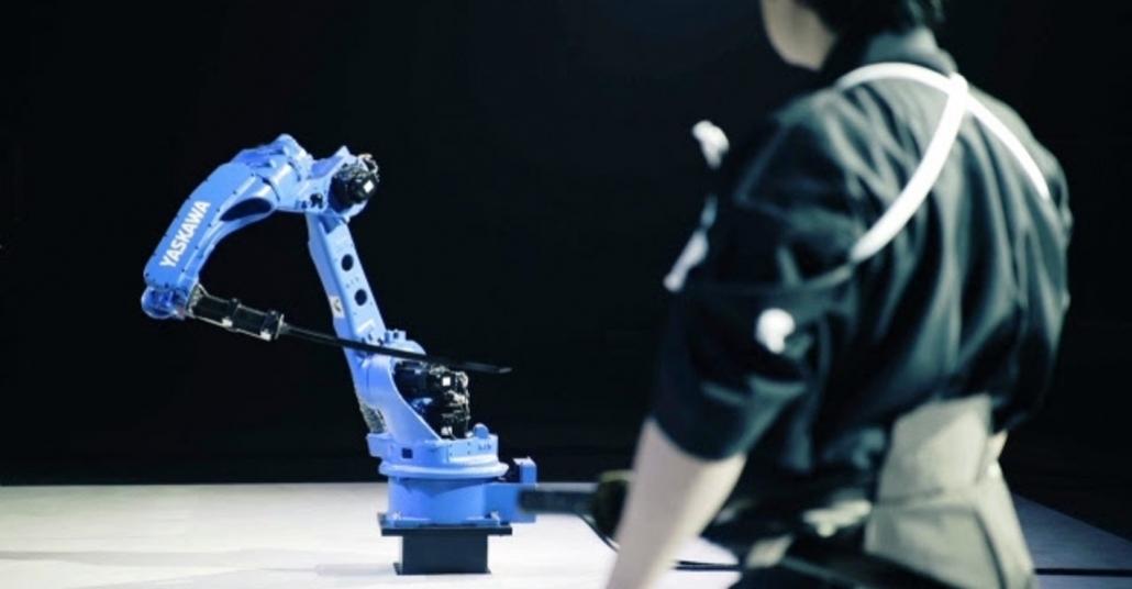 Kılıç Ustasına Karşı Robot: Bir Dövüş Sanatı Düellosu