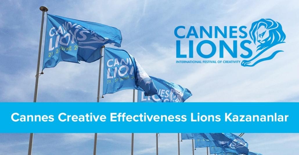 Creative Effectiveness Kategorisinde Ödül Kazanan İşler [Cannes Lions 2015]