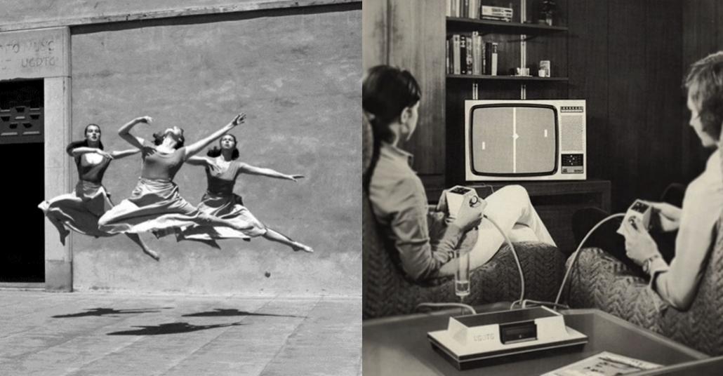 Sinemagrafa Dönüşen İlginç Tarihi Fotoğraflar