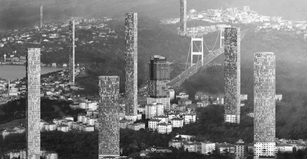 Geleceğin İstanbul'undan Post-Apokaliptik Kartpostallar