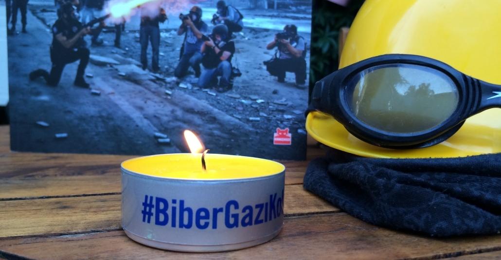 Gezi Parkı Direnişinin 2. Yıl Dönümünde Tanıdık Bir Koku: Biber Gazı