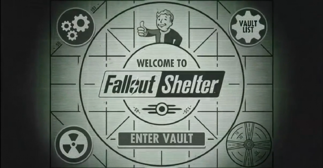 Yeni Fallout Oyunu ile Birlikte Gelen Mobil Oyun: Fallout Shelter