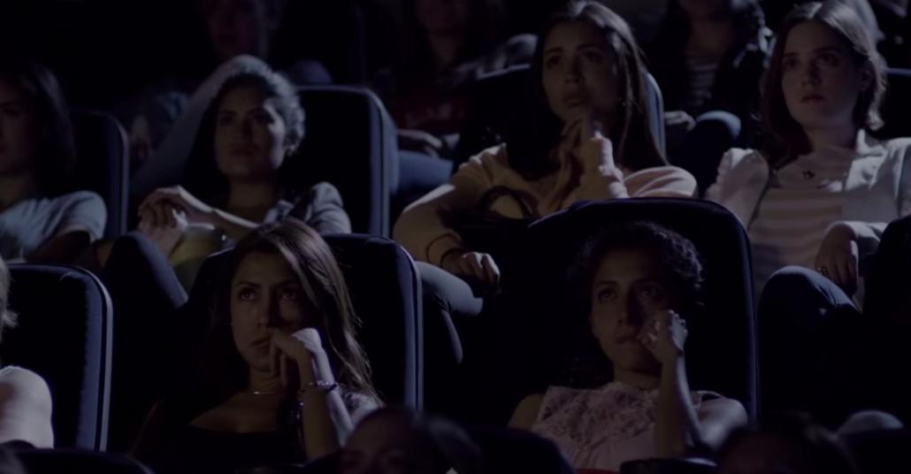 L'Oréal'in Ağlattığı Bir Sinema Dolusu Kadın
