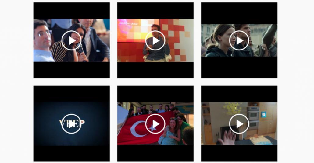 Cannes Lions'dan HapTrend Bigumigu Videoları – 3