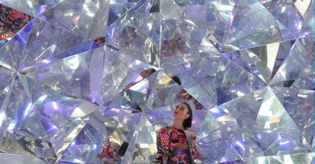 Işığın Kağıt gibi Katlanıp Origamiye Dönüşümü