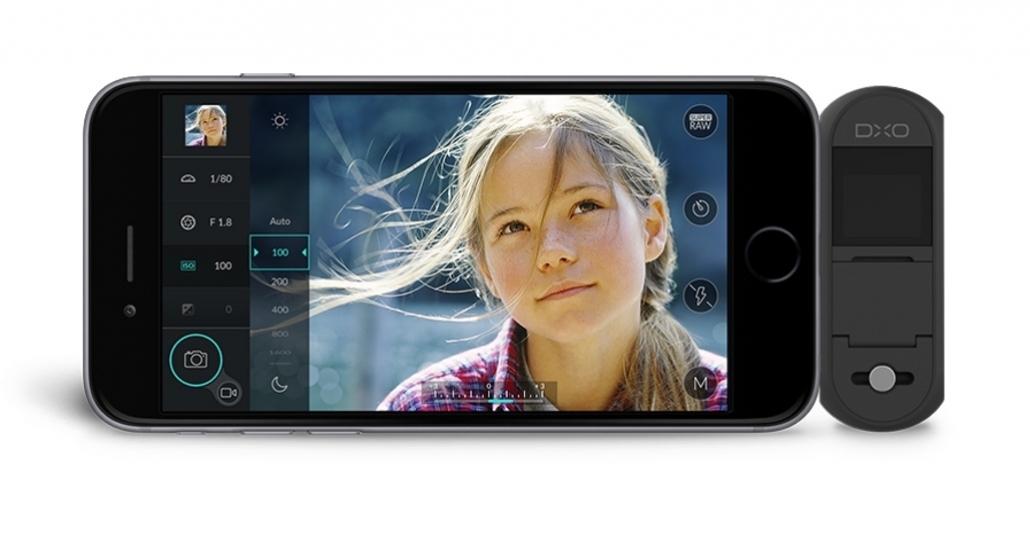 iPhone'un Kamerasıyla Yetinmeyenlere Yeni Çözüm: DxO ONE