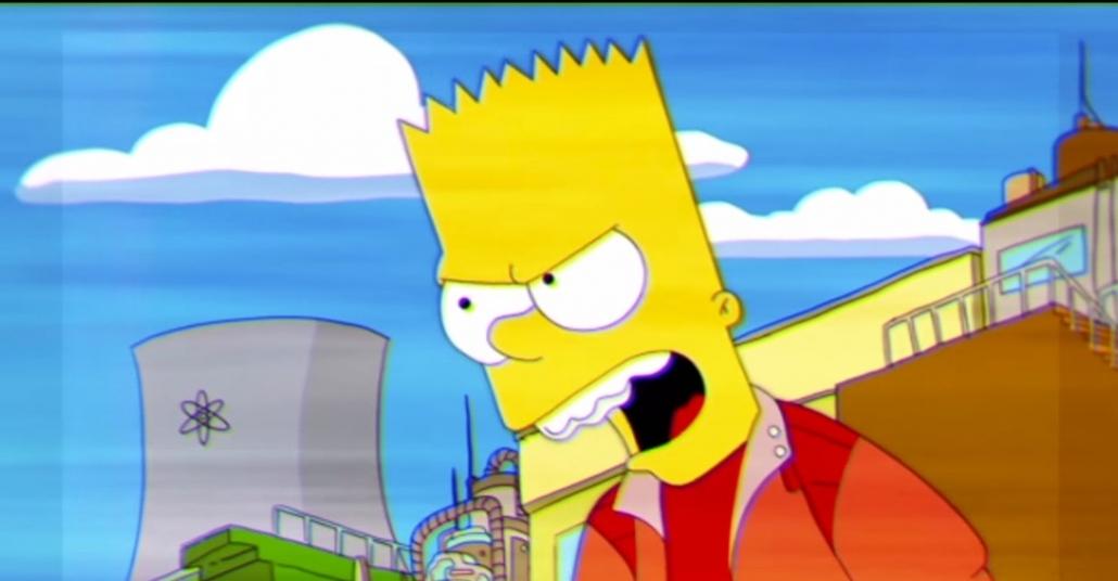 Akira ve Simpsons'nın Birleşimi: Bartkira