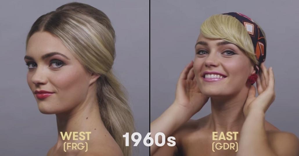 Almanya'daki Güzellik Anlayışının 100 Yıllık Değişimi