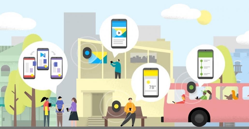 Google'dan Beacon Ekosistemine Açık Kaynak: Eddystone