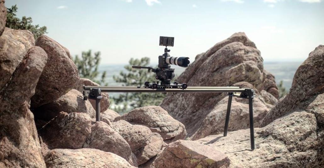 Minimalist ve İşlevsel Kamera Kızağı: Camera Goat