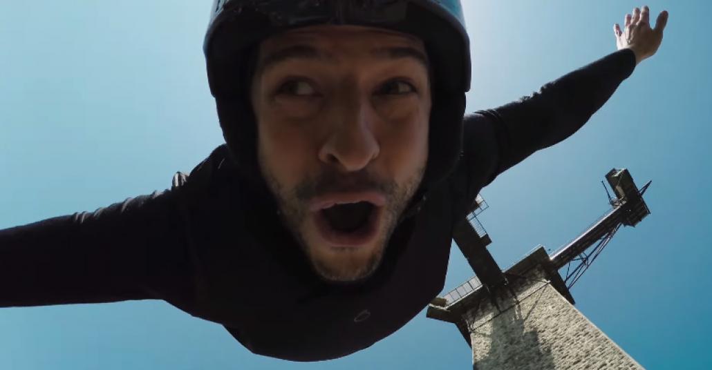 Bungee Jumping Korkutucu mu? Ya Halatsız Bungee Jumping?