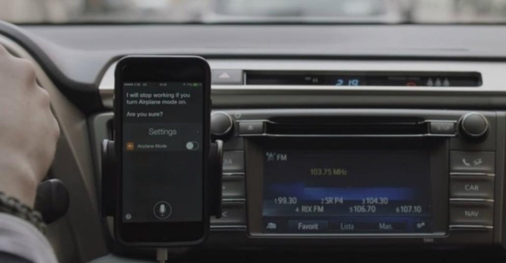Yoldayken Telefonunuzu Kapatan Radyo Spotu