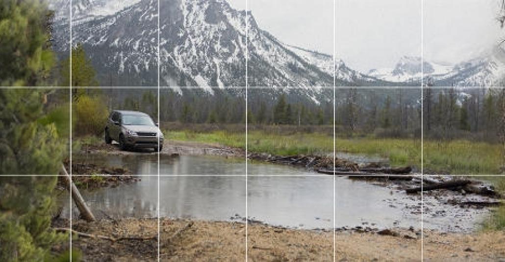 Land Rover'la Panoramik Esintili Instagram Macerası