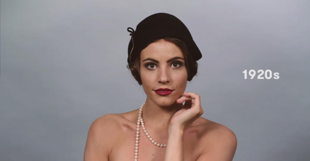 İtalya'daki Güzellik Anlayışının 100 Yıllık Değişimi