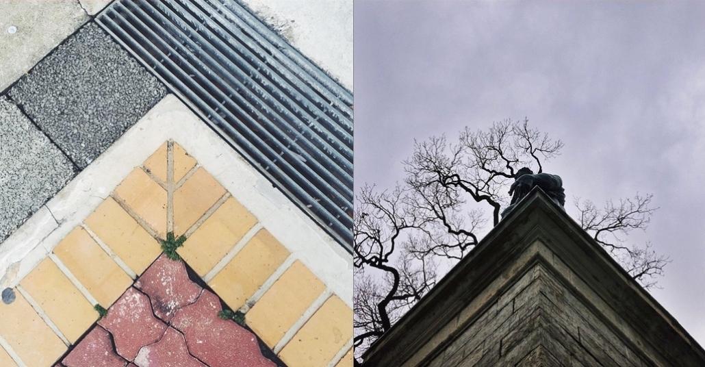 Her Fotoğrafında Üçgen Kullanan Instagram Fotoğrafçıları