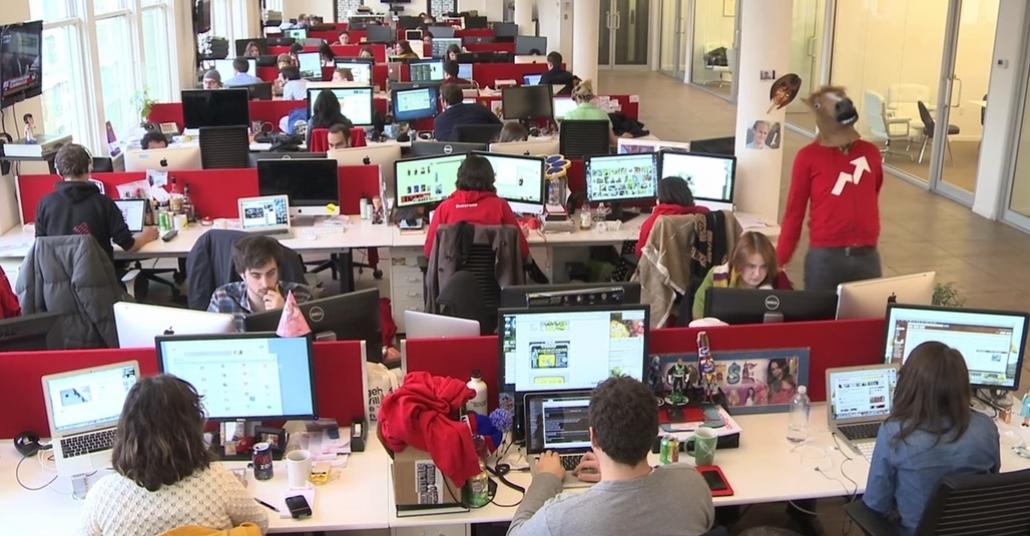 NBCUniversal'ın BuzzFeed ve Vox Media'ya Dev Yatırımı ve Boyutları