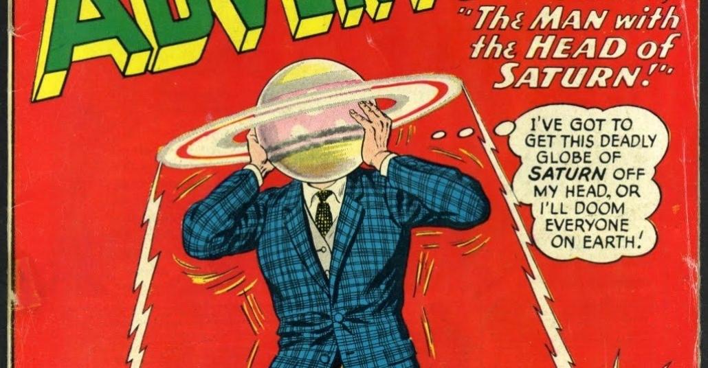 1950'lerin Efsane Çizgi Romanı Strange Adventures ve Benzersiz Kapakları