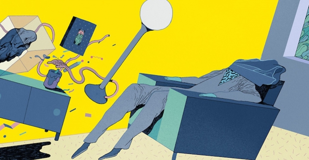 Rune Fisker'in Yalın ve Çarpık Sürrealizmi
