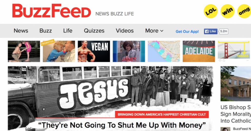 BuzzFeed İle Reklam Devi WPP'yi Buluşturan Ortaklık