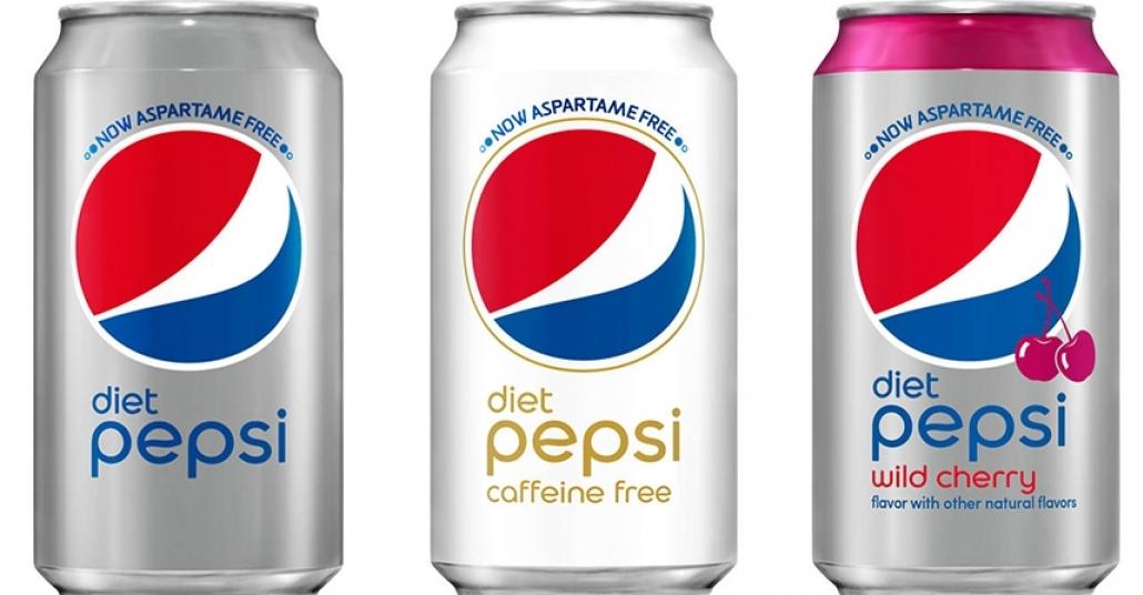 Diet Pepsi Aspartam'ı Bırakıyor