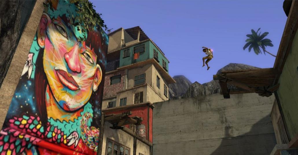 Atmosferini Latin Amerika Graffitileriyle Zenginleştiren Video Oyunu