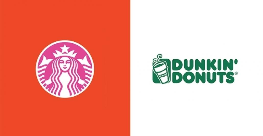 20 Ünlü Logo, En Büyük Rakipleriyle Renklerini Takas Ederse