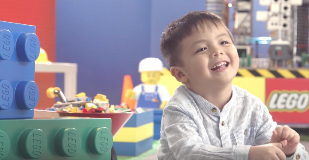 Çocuklar, Geleceğin Singapur'unu Lego'larla Baştan Yaratıyor