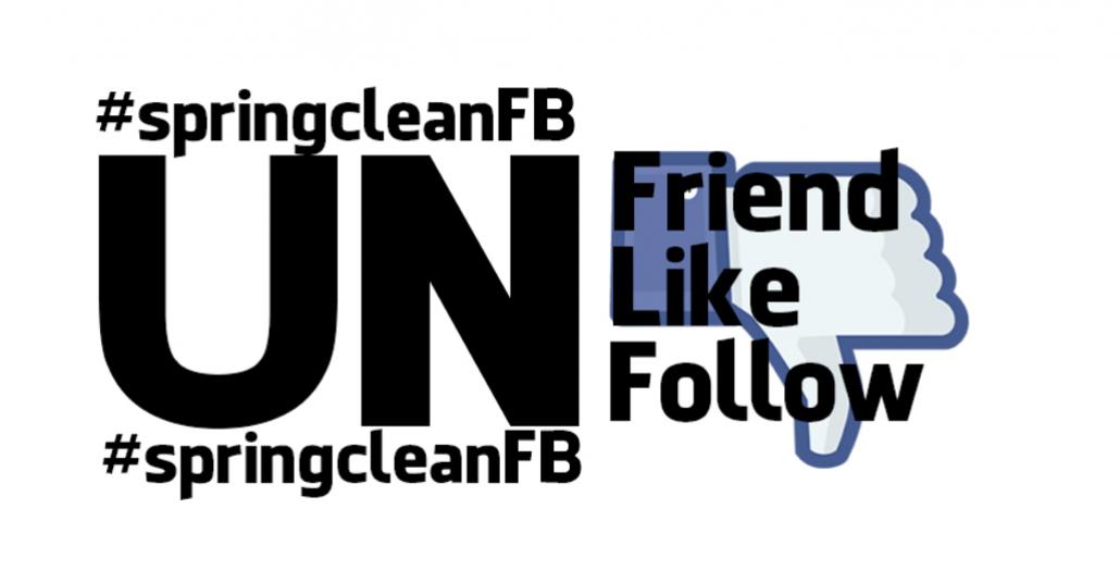 Facebook'ta Bahar Temizliği Hareketi