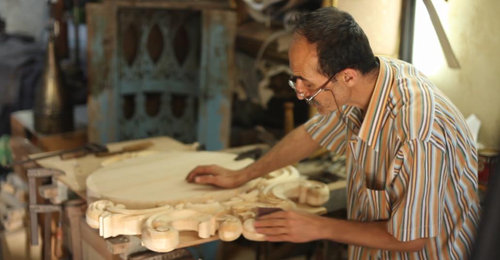 Bir Kültürel Miras Projesi: İstanbul Zanaatkarları