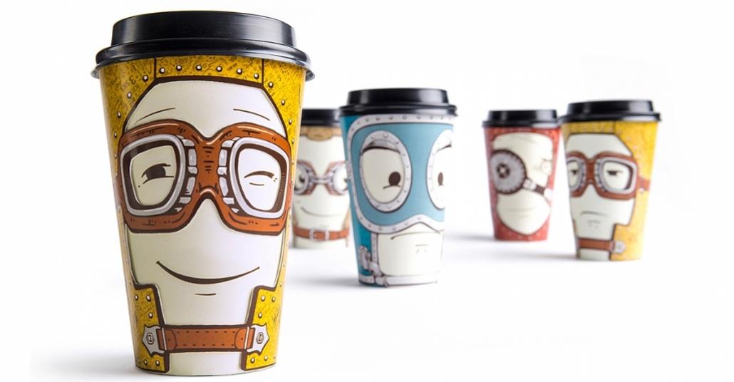 Ruh Halinize Göre Değişen Kahve Bardakları