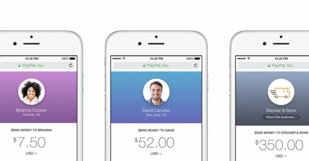 PayPal'den Hızlı Para Transferi İçin Yeni Bir Hizmet