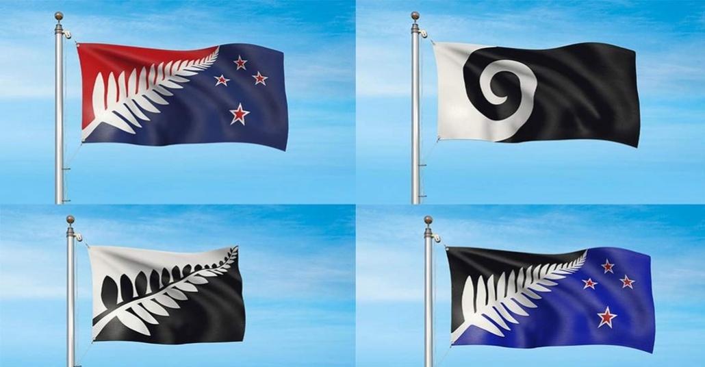 Ulusal Bayrağını Değiştiren Yeni Zelanda'da Finale Kalan Son 4'lü