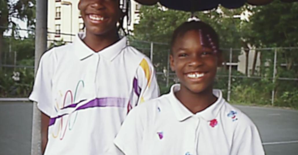 Serena Williams'ın Gerçek Görüntüleriyle Kurgulanmış Başarı Kampanyası