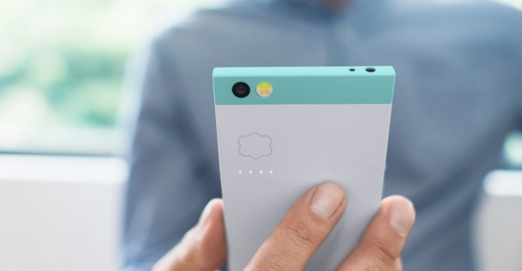 Kullanılmayan Uygulamaları Bulutta Saklayan Akıllı Telefon Robin