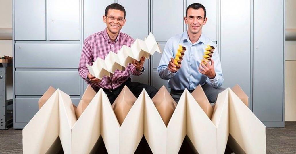 Origaminin Teknolojik Kullanımı: Miura-Ori İle Katlanabilir Yapılar