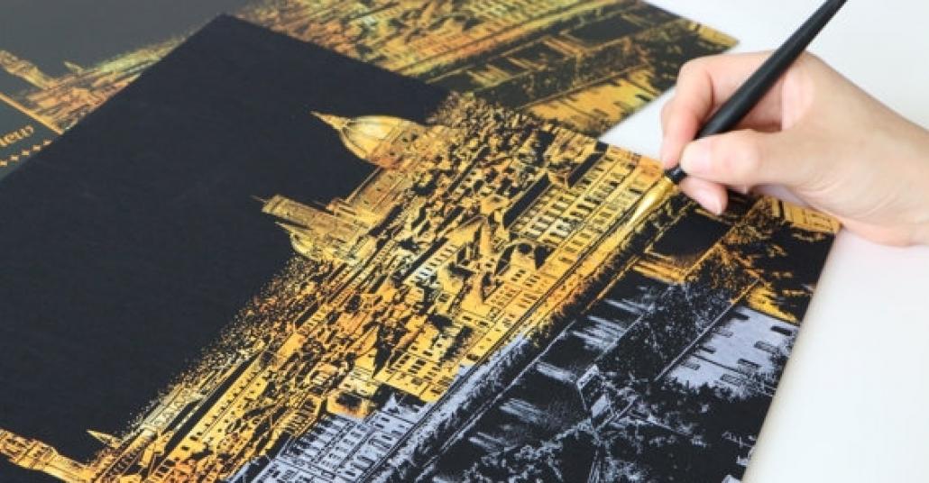 Kazıyınca Ortaya Çıkan Işıltılı Şehirler