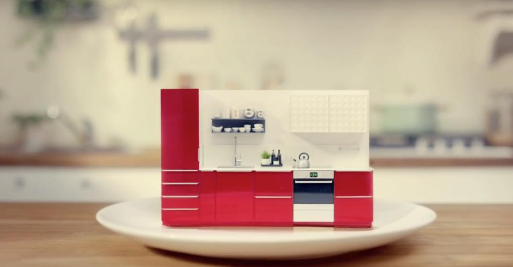 IKEA Mutfak Eşyalarınız Lezzetli Yemek Malzemelerine Dönüşürse