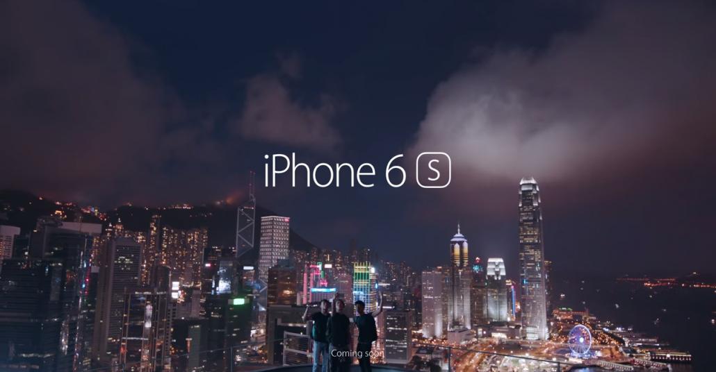 Apple'dan Toplu Lansman: iPhone 6S, iPad Pro, Yeni Apple TV