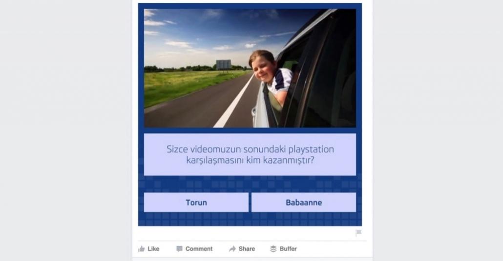 Facebook'ta Etkileşimli Post Dönemi