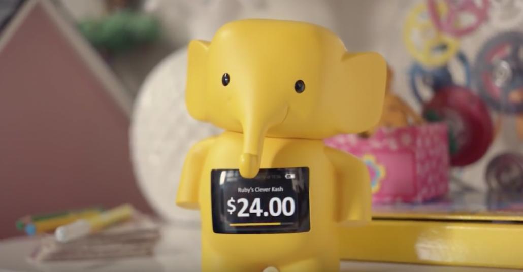 Çocukları Dijital Parayla Tanıştıran Kumbara