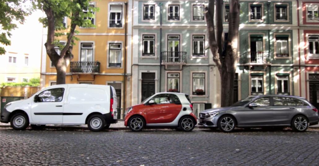 Otomobilini Küçültemeyenler İçin Park Yerini Büyüten Kampanya