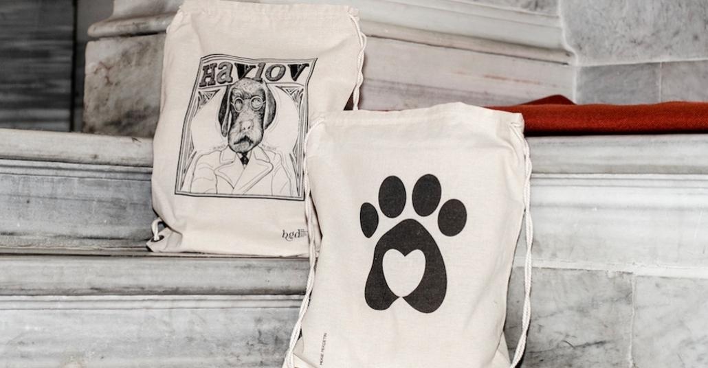 Ünlü Tasarımcılardan Geliri Sokak Hayvanlarına Bağışlanan Çanta ve Tişörtler
