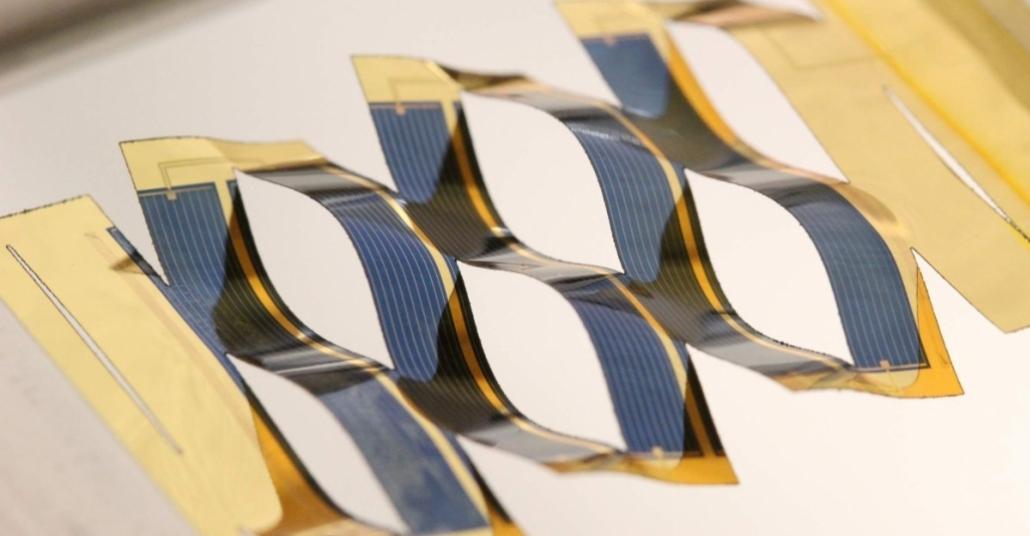 Kirigami Sanatından Esinlenen Güneş Panelleri