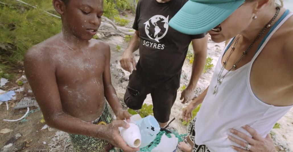 Bahamalarda Plastik Kirliliğine Karşı Çocuklarla Yaz Kampı