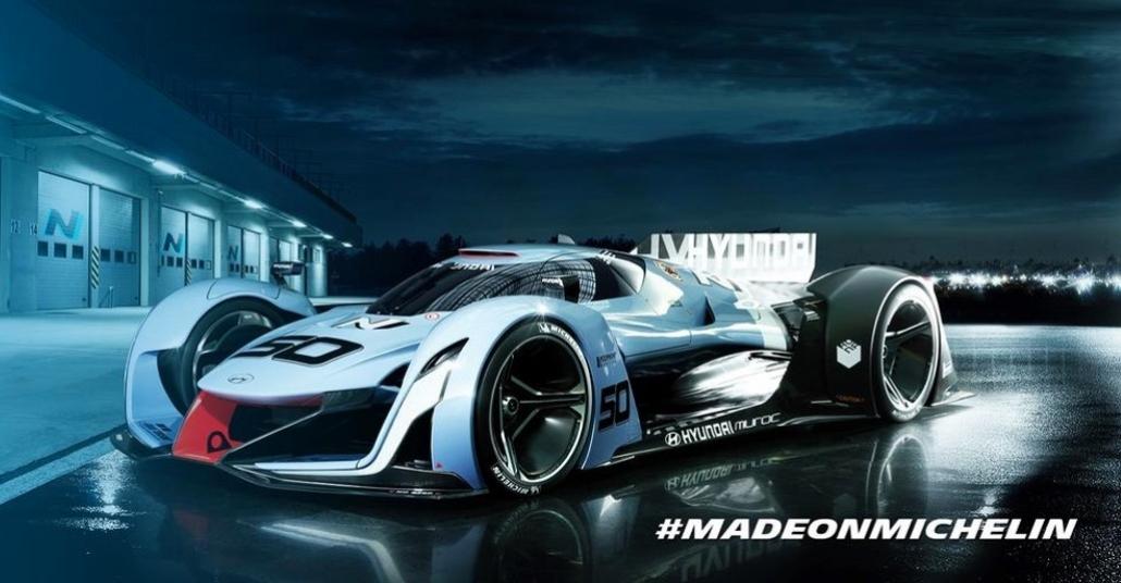 IAA 2015'in Michelin'li Muhteşem Otomobilleri