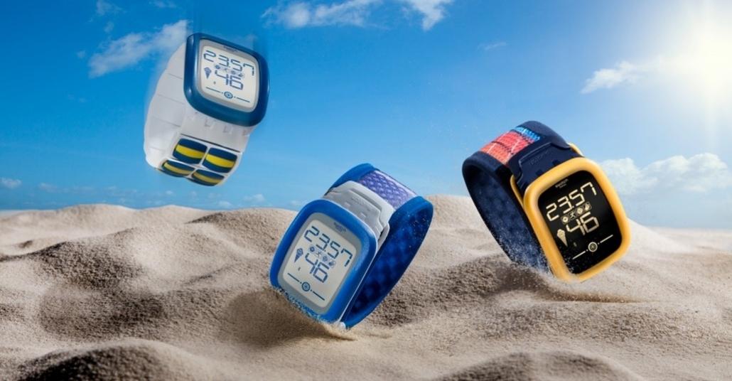 Swatch'un Akıllı Saati Touch Zero One Türkiye'de