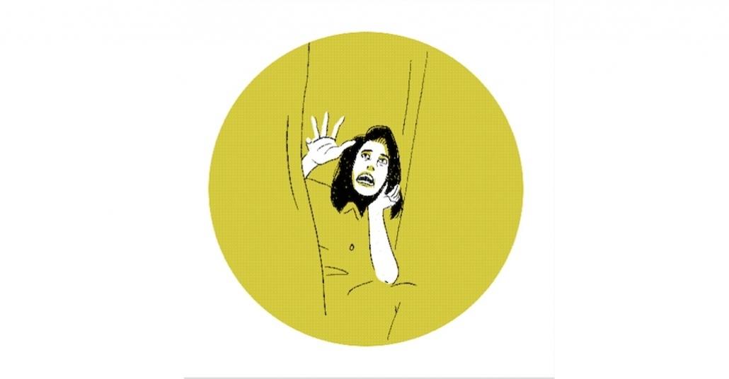 Ünlü Korku Filmlerinden Korkmuş Kadın GIF'leri