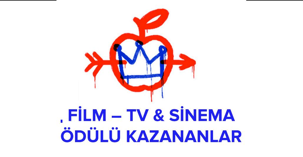 Film – TV & Sinema Kategorisinde Ödül Kazananlar [Kristal Elma 2015]